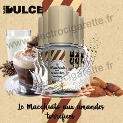 Pack 5 flacons Le macchiatto aux amandes torréfiées - Dulce - DLice - 10 ml