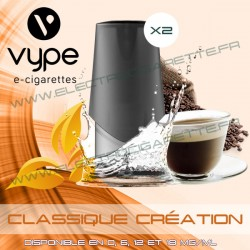 Cartouche EPEN3 Pod Vype ePen 3 Classique Création - Vype