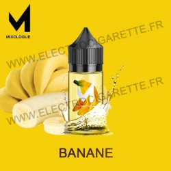 Banane - Le Mixologue - ZHC 30ml