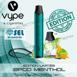 Kit ePod Fresh avec 1 Pod Ice Vert - Vype