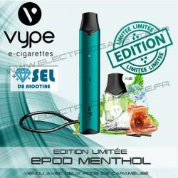 Kit ePod Fresh avec 2 Pod Ice Caramélisé - Vype