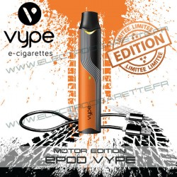 Batterie ePod Orange Motor Edition avec 1 x cable USB - Vype