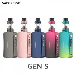 Kit Complet Gen S Vaporesso 8ml Presentation