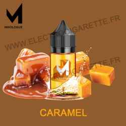 Caramel - Le Mixologue - ZHC 30ml