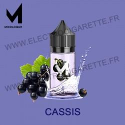 Cassis - Le Mixologue - ZHC 30ml