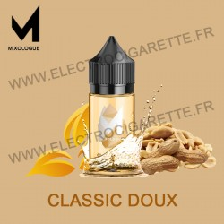 Classic Doux - Le Mixologue - ZHC 30ml