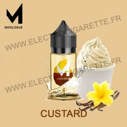 Custard - Le Mixologue - ZHC 30ml