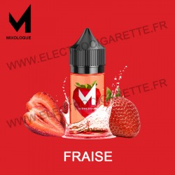 Fraise - Le Mixologue - ZHC 30ml