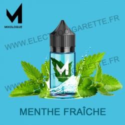 Menthe Fraîche - Le Mixologue - ZHC 30ml