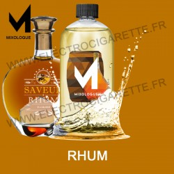 Rhum - Le Mixologue - ZHC 500ml