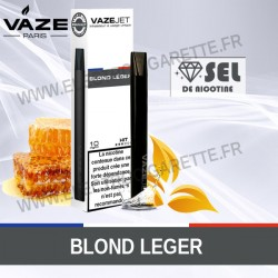 Blond Leger - VazeJet - Cigarette électronique