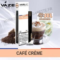 Café Crème - VazeJet - Cigarette électronique