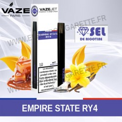 Empire State RY4 - VazeJet - Cigarette électronique