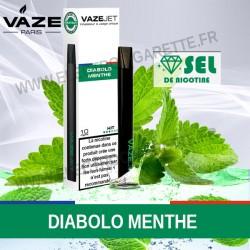 Diabolo Menthe - VazeJet - Cigarette électronique