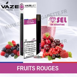Fruits Rouges - VazeJet - Cigarette électronique