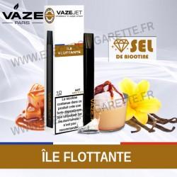 Île Flottante - VazeJet - Cigarette électronique