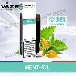 Menthol - VazeJet - Cigarette électronique