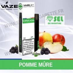 Pomme Mûre - VazeJet - Cigarette électronique