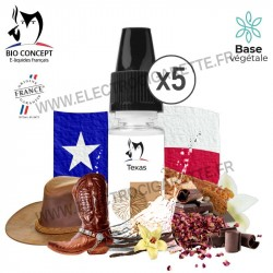 Classic Texas - BioConcept - Pack de 5 x 10ml