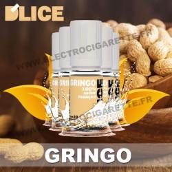Pack de 5 x flacons Dlice - Gringo