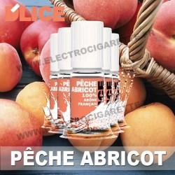 Pack de 5 x flacons Dlice - Pêche Abricot