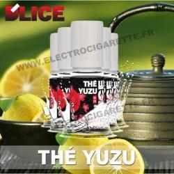 Pack de 5 x flacons Dlice - Yuzu