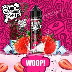 WooP! - Les Vapoteurs Pop - ZHC 50ml
