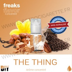 The Thing - Freaks - 30 ml - Arôme concentré DiY - Sans sucralose
