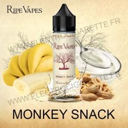 Monkey Snack - Ripe Vapes - ZHC 50ml