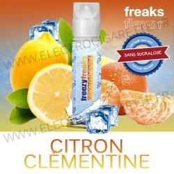 Citron Clémentine - Freezy Freaks - ZHC 50ml