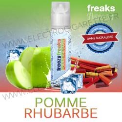 Pomme Rhubarbe - Freezy Freaks - ZHC 50ml