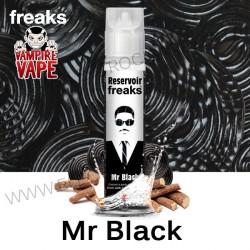 Mr Black - Réservoir Freaks - ZHC 50ml