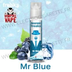 Mr Blue - Réservoir Freaks - ZHC 50ml