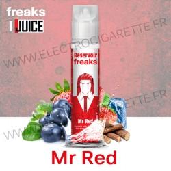 Mr Red - Réservoir Freaks - ZHC 50ml