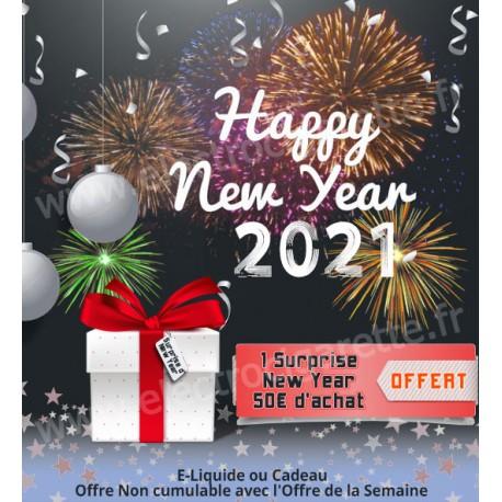 Surprise New Year - Offert - Non cumulable avec l'Offre de la Semaine
