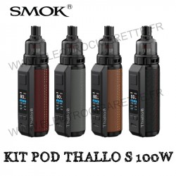 Kit Pod Thallo S - 100W 5ml - Smok - Couleur Standard