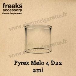 Melo 4 D22 de Eleaf d'une contenance de 2ml