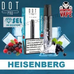 Heisenberg - Cigarette Electronique - Dot Pro