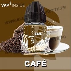 Pack de 5 x Café - Vap Inside - 10 ml
