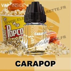 Pack de 5 x Carapop - Vap Inside - 10 ml