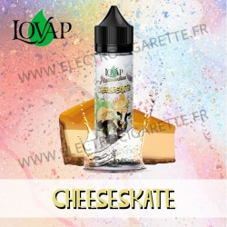 CheeseSkate - Gourmandise - Lovap - ZHC 50ml