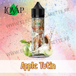 Apple Tutin - Gourmandise - Lovap - ZHC 50ml