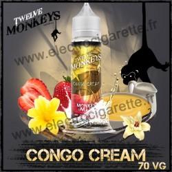 Congo Cream - Twelve Monkey - ZHC 50ml - 0mg