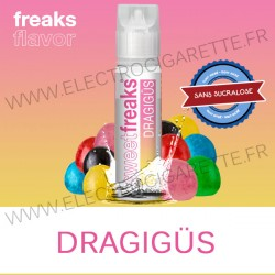Dragigüs - Freaks - ZHC 50ml