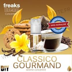 Classico Gourmand - Freaks - 30 ml - Arôme concentré DiY - Sans sucralose