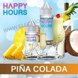 Happy Hours - Pina Colada - ZHC 50ml ou Concentré DiY 30ml