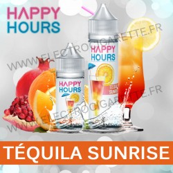 Happy Hours - Téquila Sunrise - ZHC 50ml ou Concentré DiY 30ml