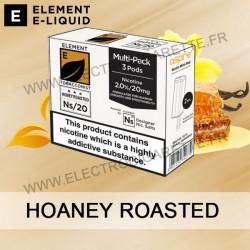 Honey Roasted - Capsule Pré-Remplie Gusto Mini Pod - Aspire