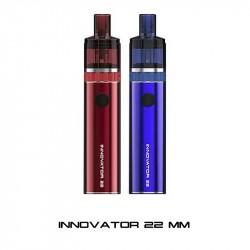 Kit Innovator 22 avec Citrine 22 - Teslacigs - Couleurs
