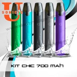 Kit Chic Ultrasonic - 2ml - 700 mAh - Usonicig - Couleurs